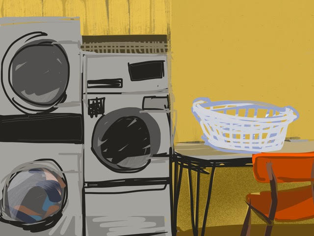 Melbourne artist Rebecca Jones - Artwork - Digital - Interiors (1)