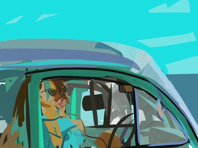 Melbourne artist Rebecca Jones - Artwork - Digital - Scapes (6)