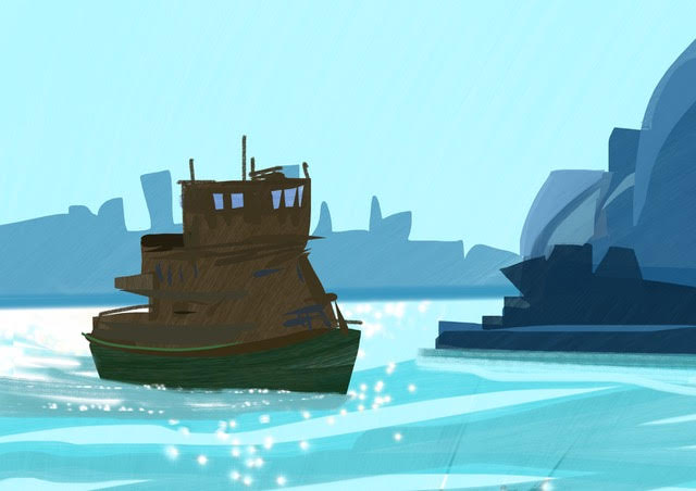 Melbourne artist Rebecca Jones - Artwork - Digital - Water (6)