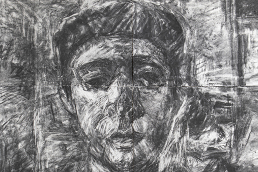 Melbourne artist Rebecca Jones - Artwork - Drawing - Six and Five