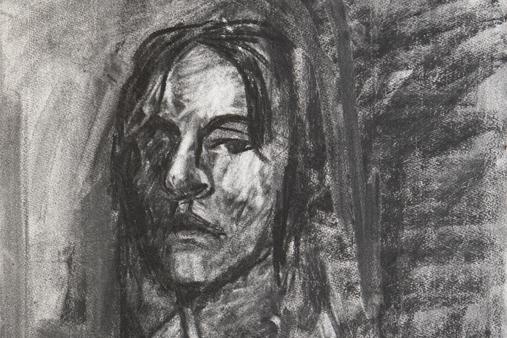 Melbourne artist Rebecca Jones - Artwork - Drawing - Portrait not Portrait (3)
