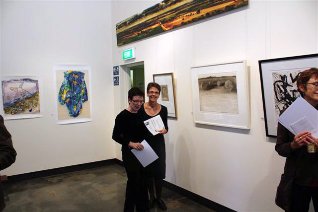 Melbourne artist Rebecca Jones - Exhibition - Barossa Fine Art Exhibition (2009)