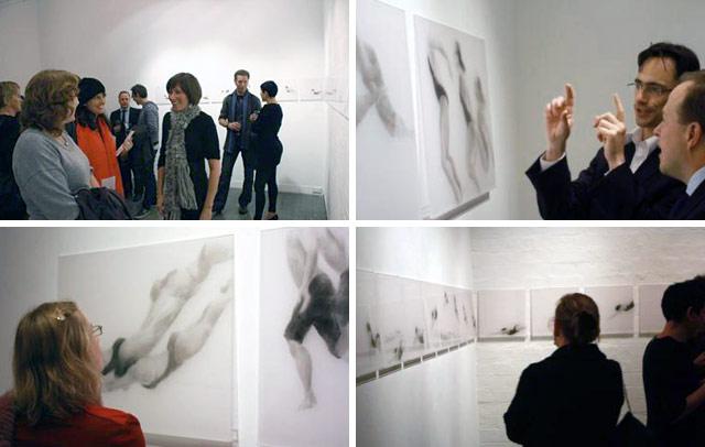 Melbourne artist Rebecca Jones - Exhibition - Open Water (2010)